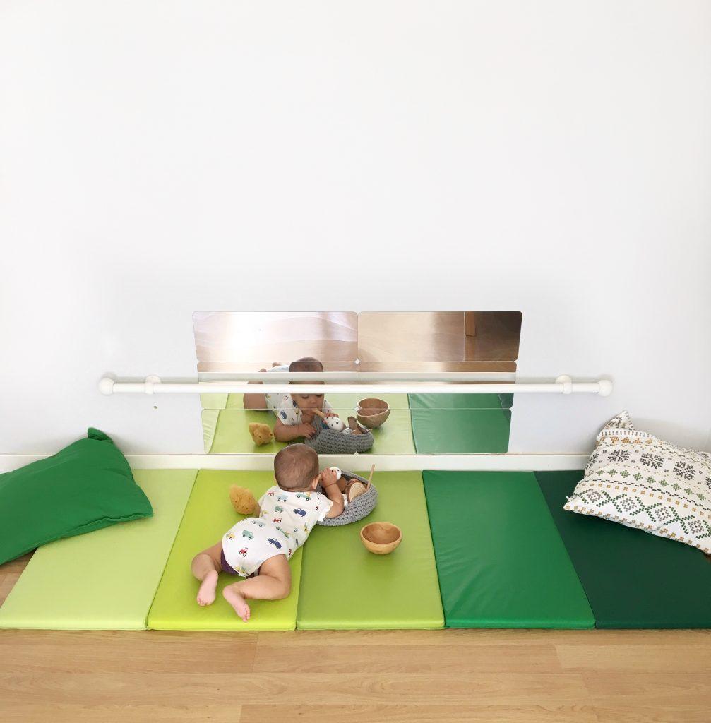 Rincón Montessori en proceso
