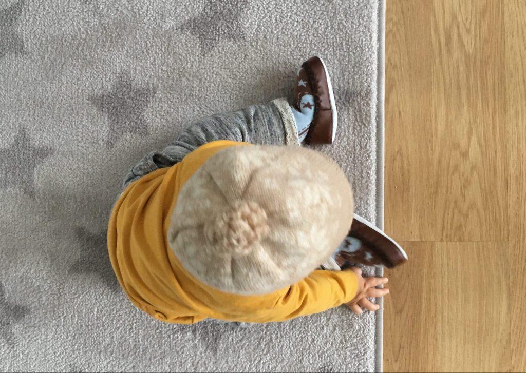 zapatos gateo bebé