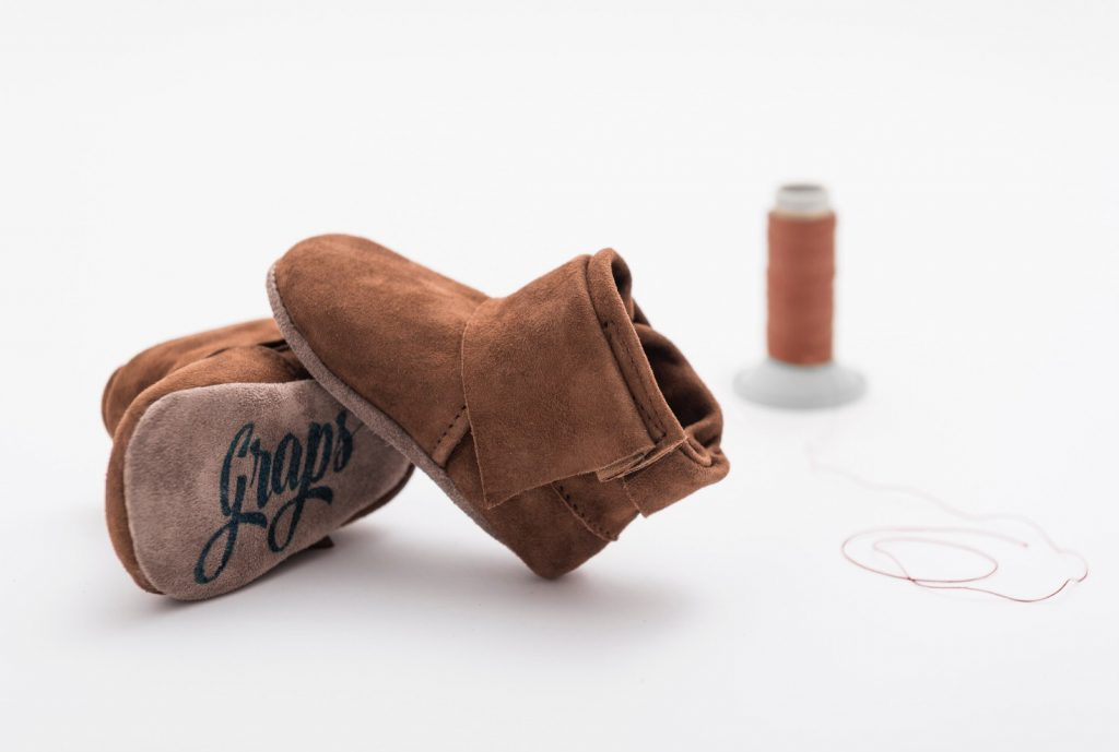 Zapatos de la marca Graps