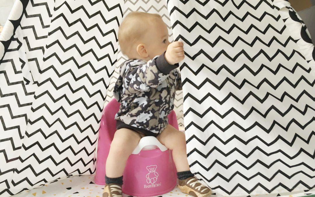 Sin pañales desde el nacimiento (por Alina Moser)
