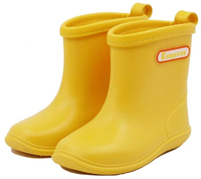 Haili botas de agua