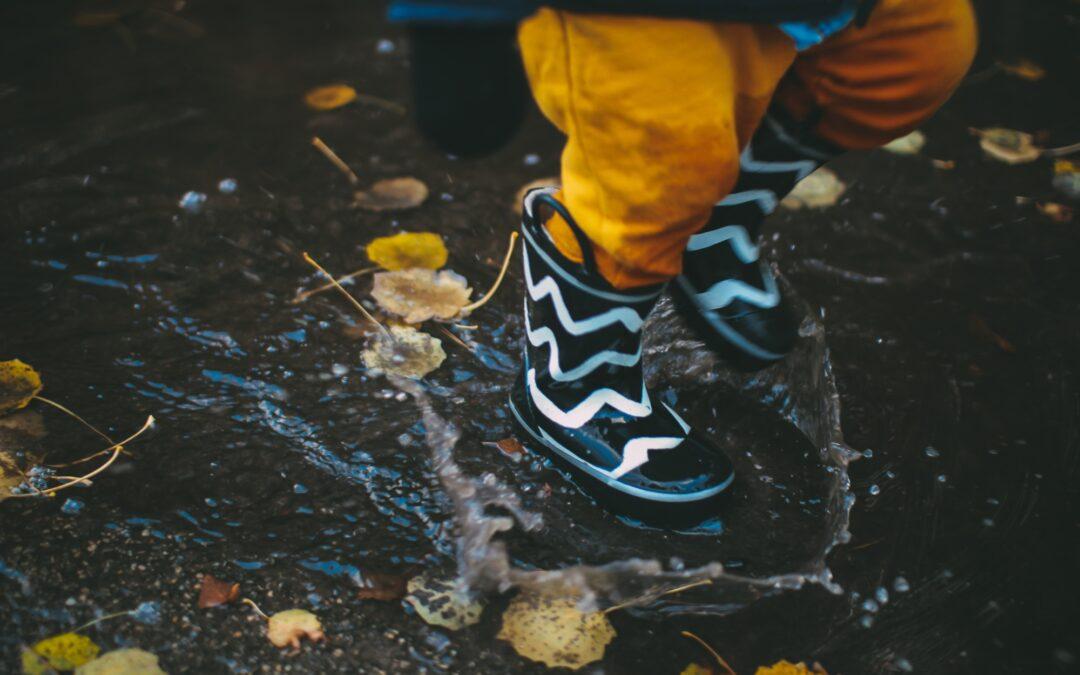 Las 7 mejores botas de agua para tu peque