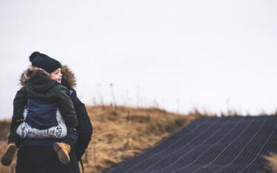 Abrigo de porteo: resolviendo las dudas más frecuentes